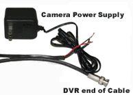 Khi bạn đặt một hệ thống giám sát với cáp RG59 , bao gồm với hai đầu nối xoắn đực BNC cho mỗi camera trong hệ thống giám sát . sau khi chiều dài cáp được cắt để kéo cho camera , một đầu xoắn đực BNC phải được gắn đến mỗi đầu của cáp nối trước khi kết nối camera giám sát đến đầu ghi dvr . Công cụ bóc tách phải được sử dụng để lột cáp RG59 trước khi cài đặt đầu xoắn .