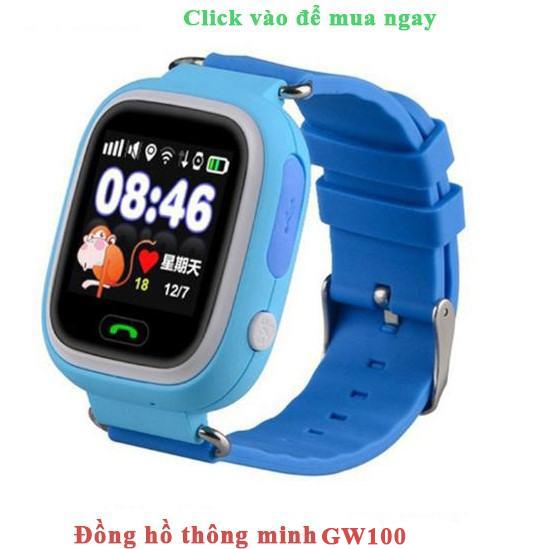Dong ho thong minh GW100