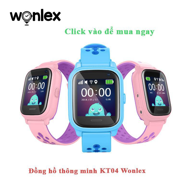 Dong ho thong minh KT04 Wonlex