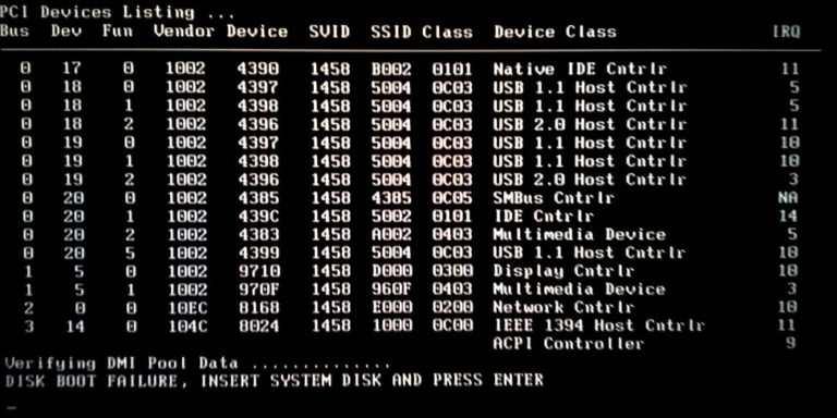 cac-giai-phap-de-khac-phuc-disk-boot-failure-insert-system-disk-press-enter-loi-khoi-dong-bios