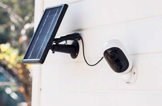 Camera giám sát dùng pin sạc không dây - năng lượng mặt trời Reolink Argus 2