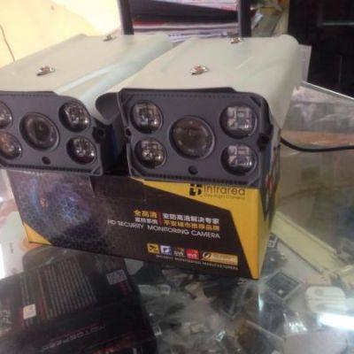 Camera wifi ngoài trời tại hải phòng|camera giám sát IP HD giá rẻ