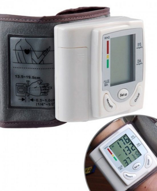 Máy đo huyết áp tại hải phòng