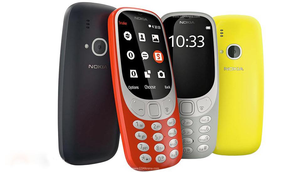 Nokia 3310 Hải Phòng - Điện thoại nokia 3310 giá rẻ tại Hải Phòng